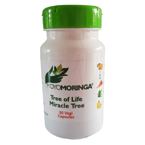 Pure Moringa Behen-Oil for Skin | Moyo Moringa Product